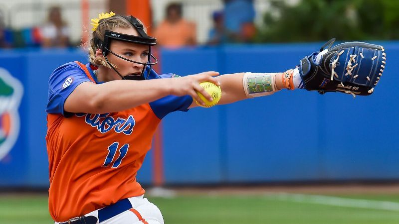 NCAA softball tournament 2019 bracket analysis -- Seeds