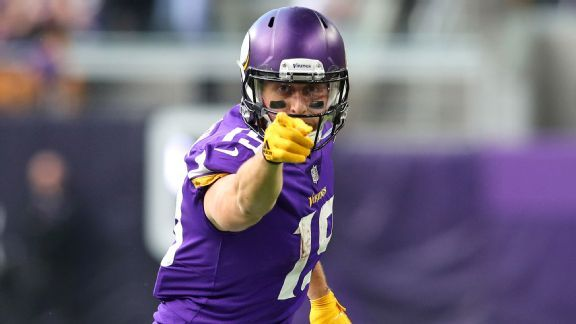 Jets don't want to be footnote in Adam Thielen's amazing story