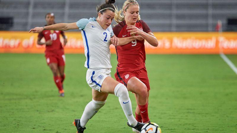 U S  women's national soccer team leads way in world power