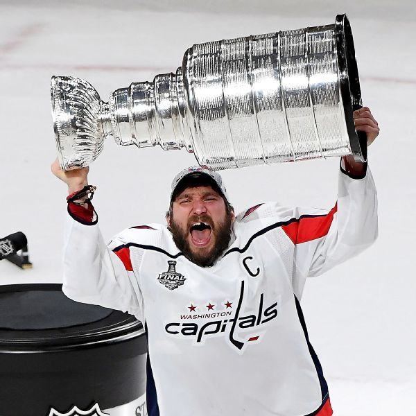NHL announces home openers for all 31 teams; Caps to raise banner Oct. 3