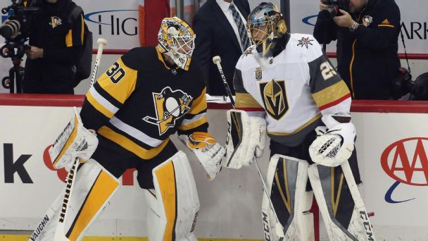 Did the Penguins protect the wrong goalie from the expansion draft?