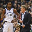 Warriors GM: Durant worth 'whatever he wants'