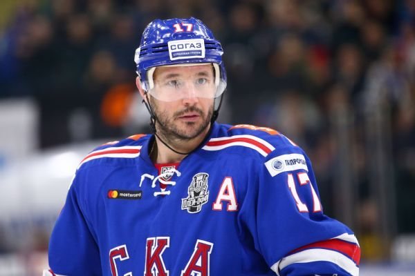 Ilya Kovalchuk agrees to 3-year deal with LA Kings