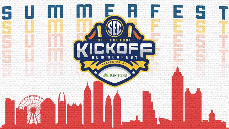 Inaugural SEC Summerfest slated for July 15 in Atlanta