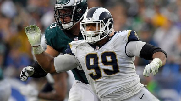 Aaron Donald wants to reset the market for non-QBs