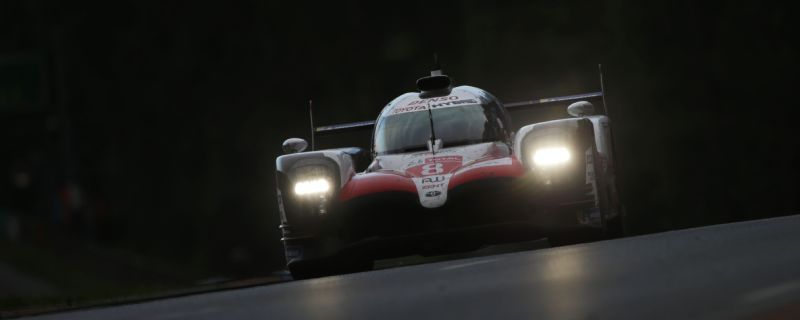 Fernando Alonso helps steer Toyota to historic Le Mans 24 Hours victory