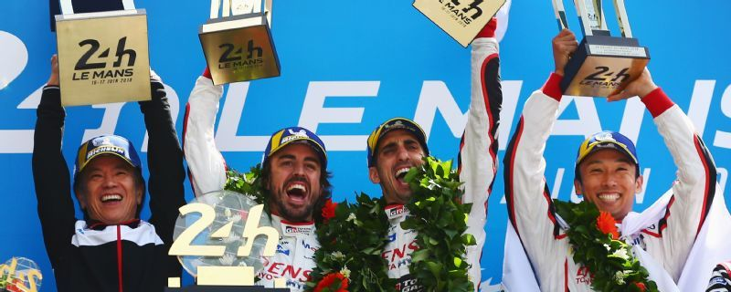 Fernando Alonso's epic race-changing overnight stint at Le Mans: 'I'm in the rhythm of the night!'
