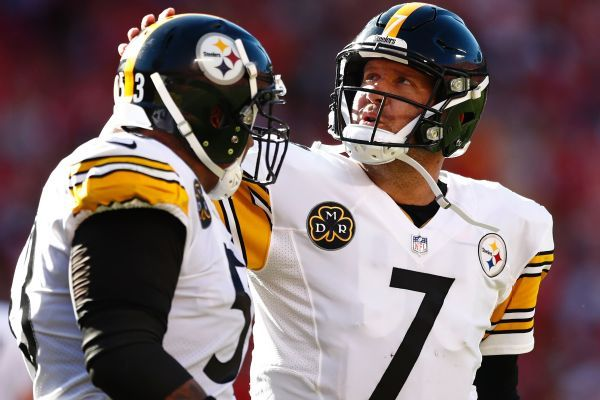 Ben Roethlisberger not sweating contract, hopes other Steelers 'get taken care of'