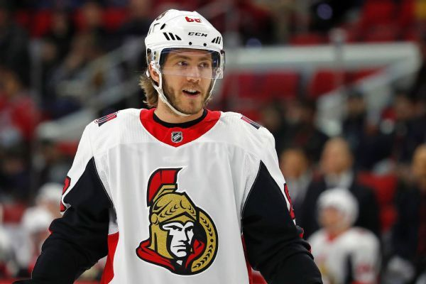 Mike Hoffman traded to Sharks amid cyberbullying investigation involving his fiancee