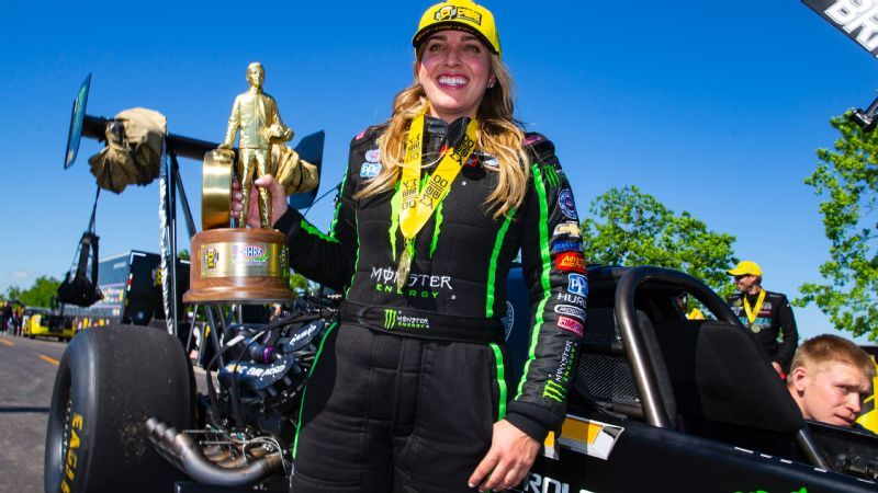 0d0eecfe No Danica Patrick, no Courtney Force, but plenty of women behind the ...