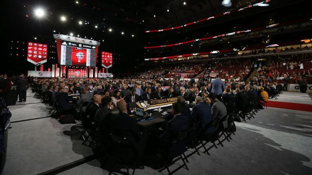 NHL draft buzz: What we're hearing on prospects, picks and trades