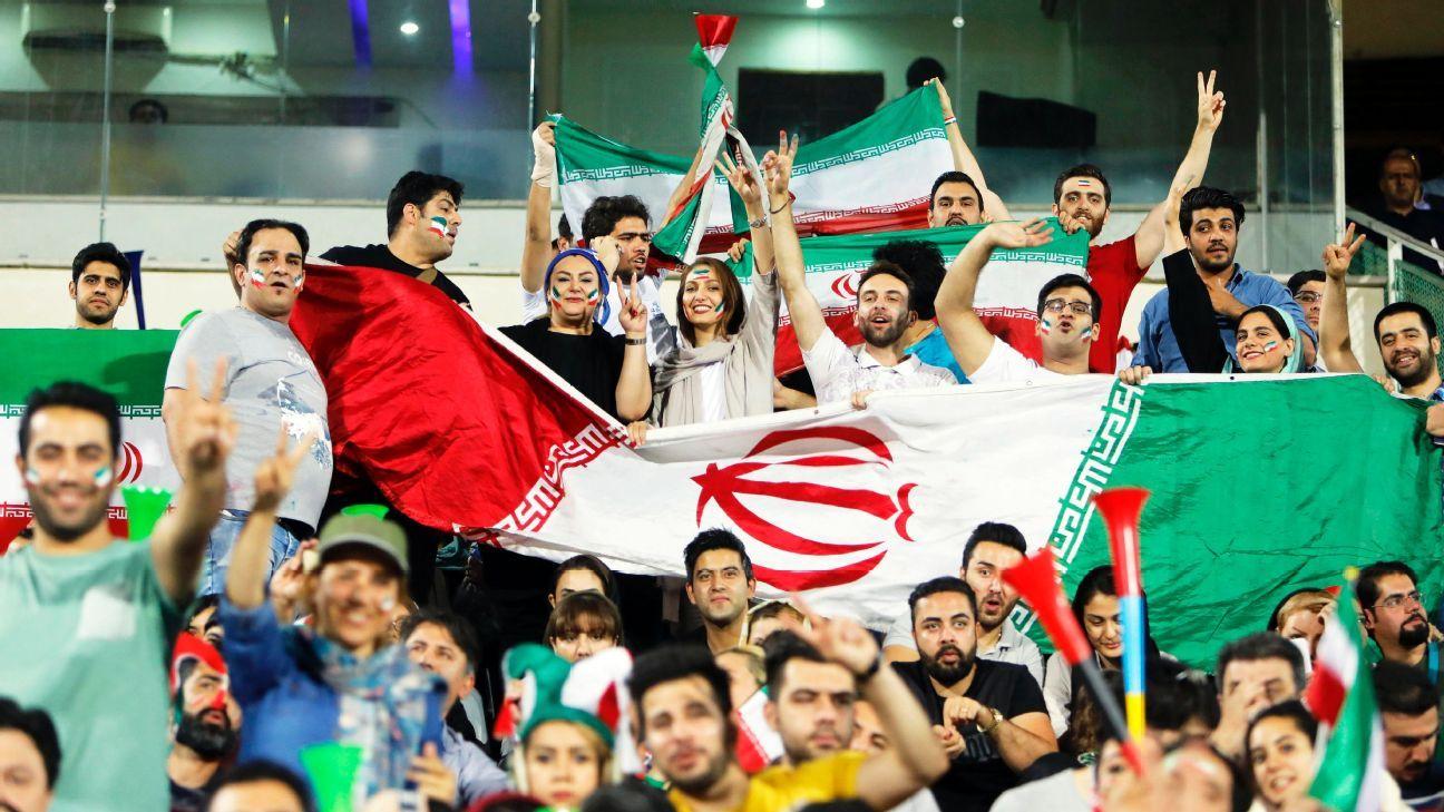 Irán, decepcionada tras derrota ante España pero orgullosa de su equipo