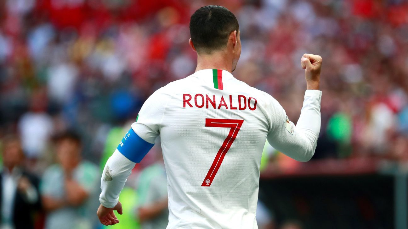 Cristiano Ronaldo vuelve a ser líder goleador en solitario