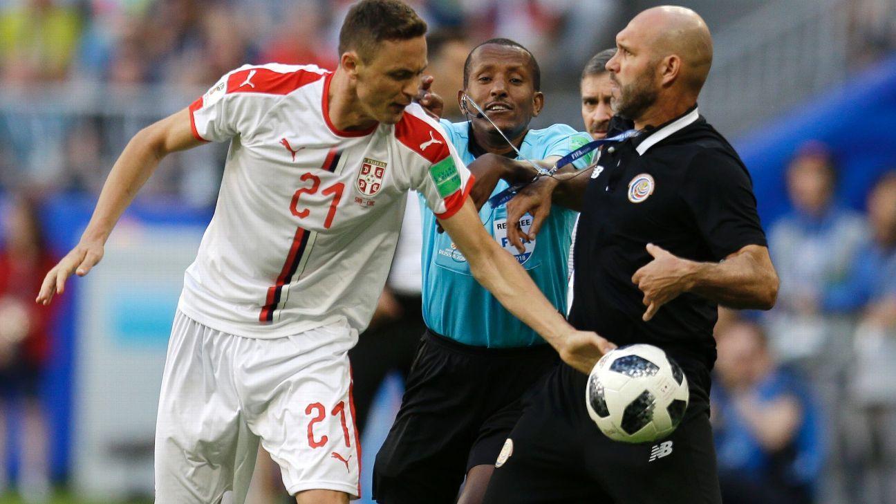 Nemanja Matic espera un partido infernal contra Suiza