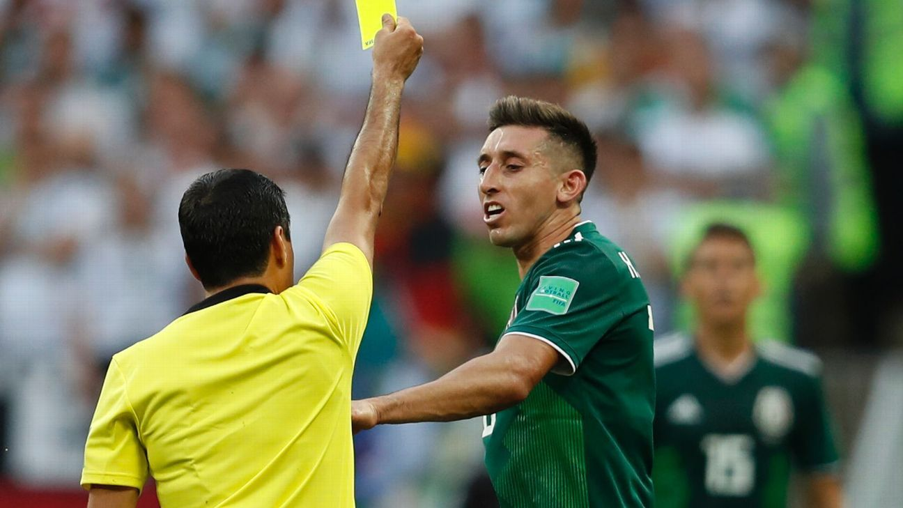 Héctor Herrera y Héctor Moreno, los que Osorio tendrá que cuidar