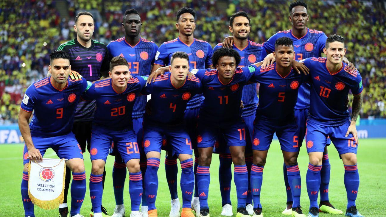 Colombia supera a Francia en estadísticas de Rusia 2018