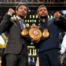 Manny Pacquiao arrives in Kuala Lumpur for Lucas Matthysse fight
