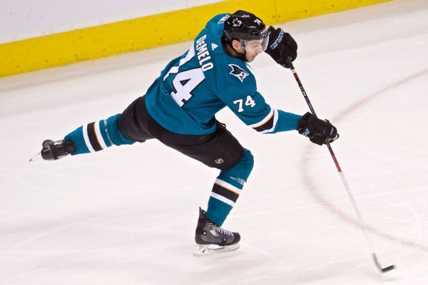 Sharks sign D Dylan DeMelo to two-year, $1.8 million deal