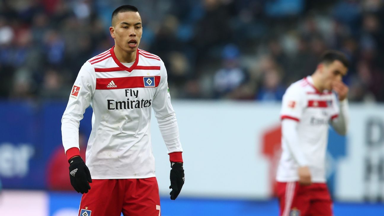 United States' Bobby Wood wants to leave Hamburg, return to Bundesliga