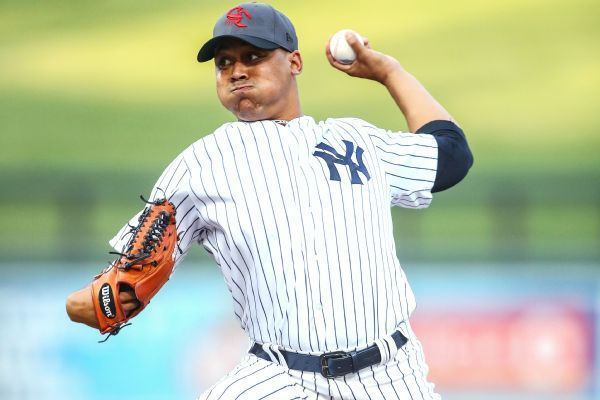 Justus Sheffield could make big league debut for Yankees this week