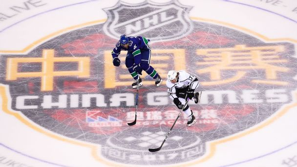 Bring neutral site NHL games back to North America!