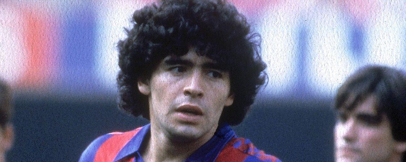 El día que 'rompieron' a Maradona