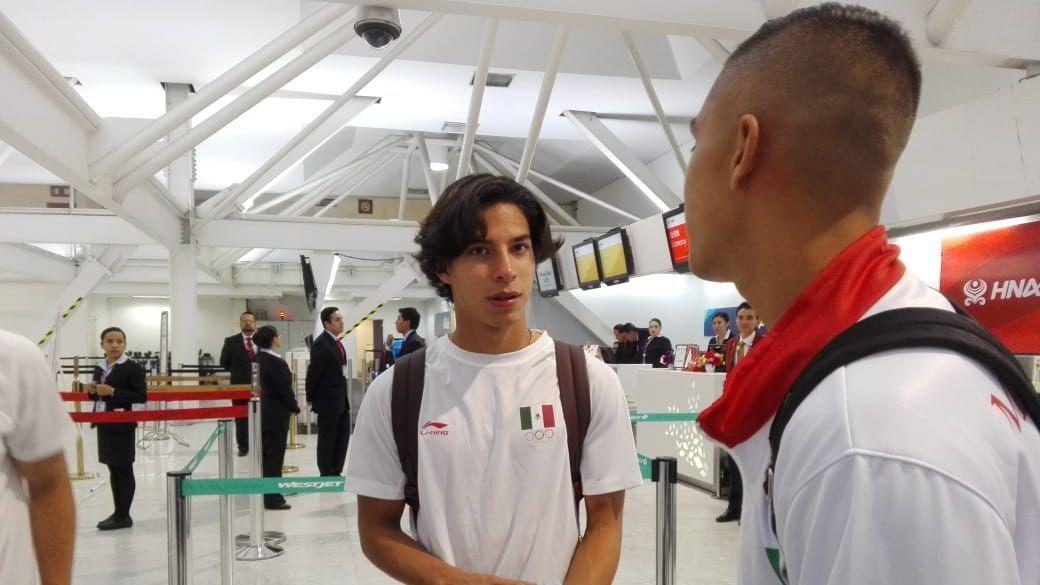 Lainez, en duda para el primer juego en Centroamericanos