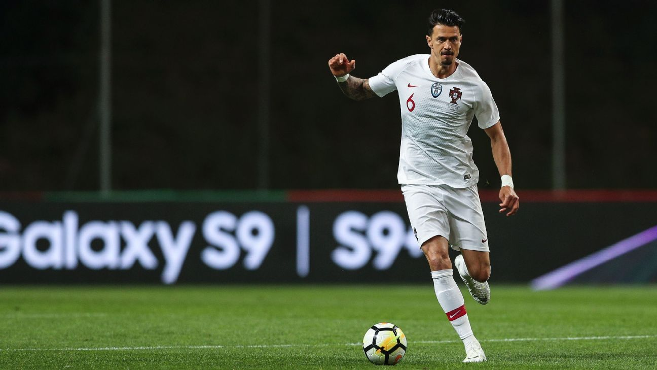 Portugal defender Jose Fonte agrees to 2-year deal with Lille