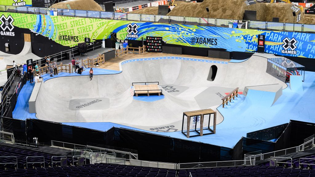 X Games Minneapolis 2018: Course Previews-Welcome to X Games