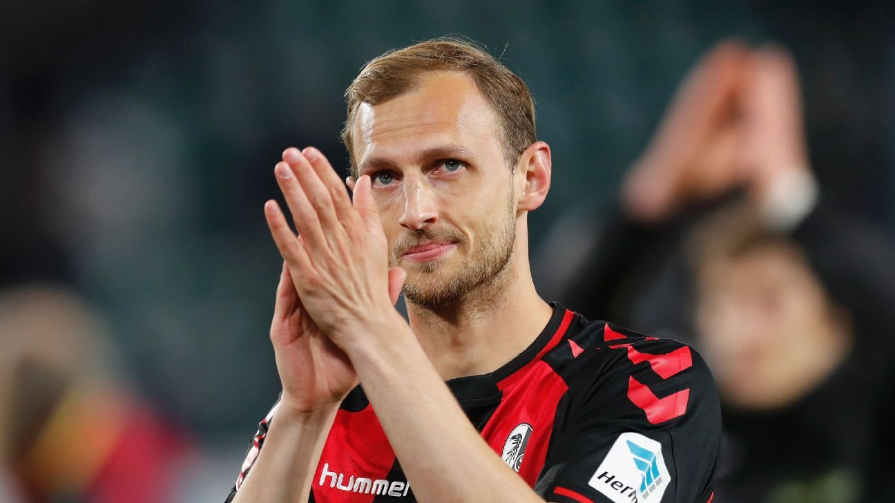 Melbourne Victory sign Georg Niedermeier from Freiburg
