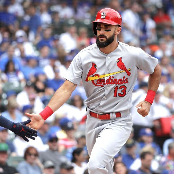 Cardinals' Matt Carpenter has historic outing with five extra-base hits