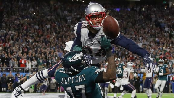 Stephon Gilmore leads Patriots into post-Butler era at CB