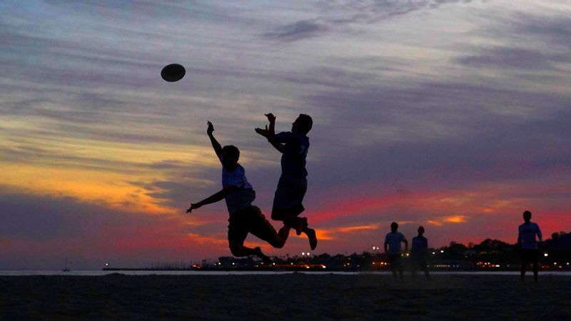 Parenting -- How Ultimate Frisbee helped me connect with my teen