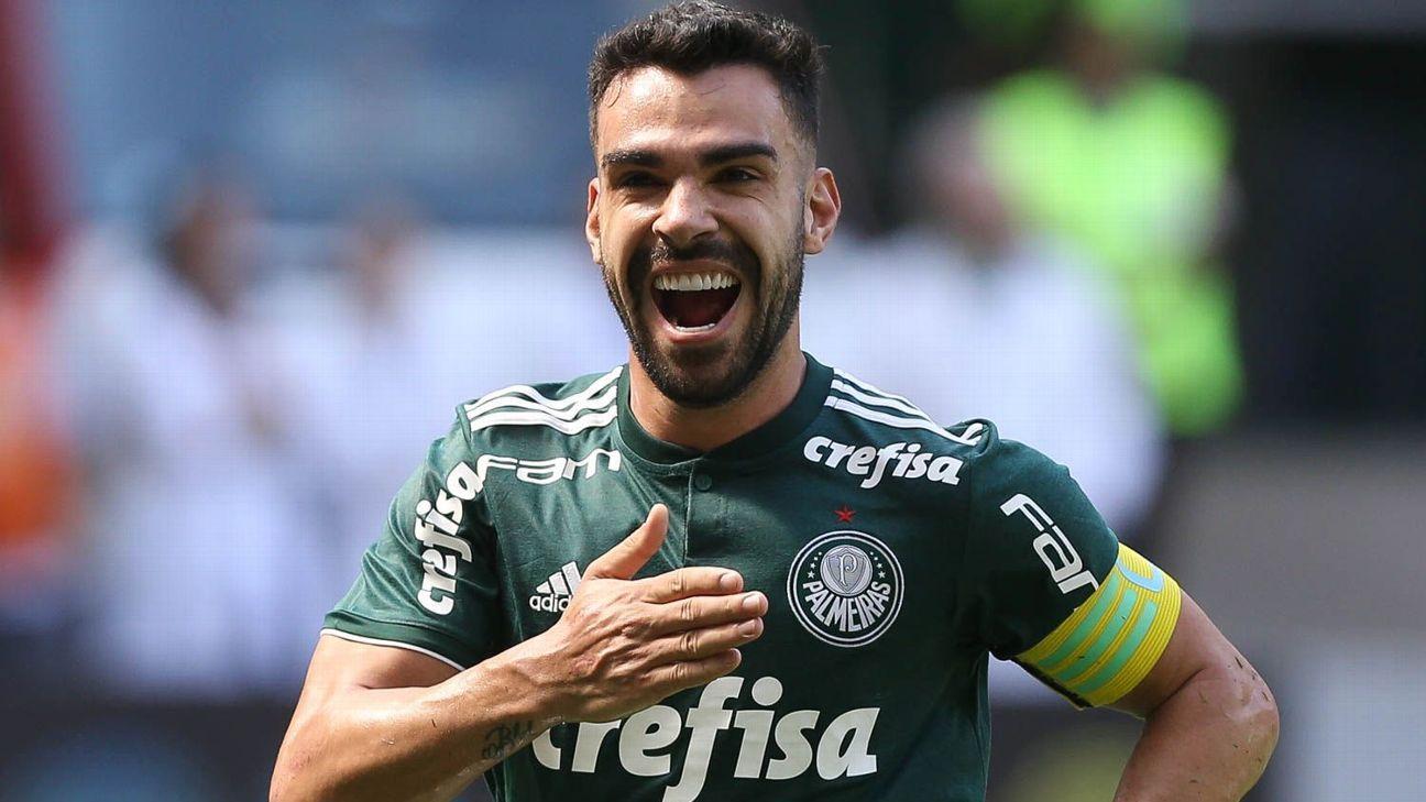Uribe, Dedé, Bruno Henrique, Vitinho ou Fábio? Vote no melhor da 30ª rodada no Bola de Prata