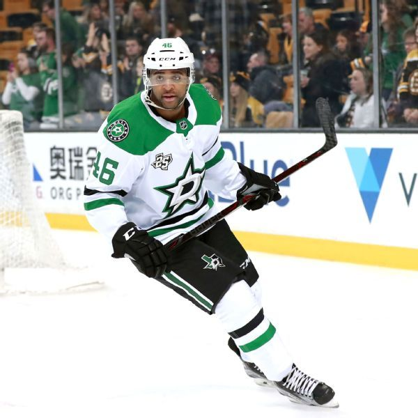Gemel Smith, Dallas Stars agree on one-year contract