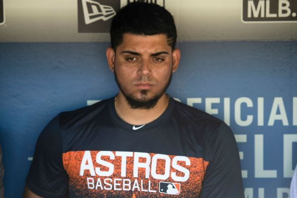 Roberto Osuna agrees to peace bond, has assault charge dropped