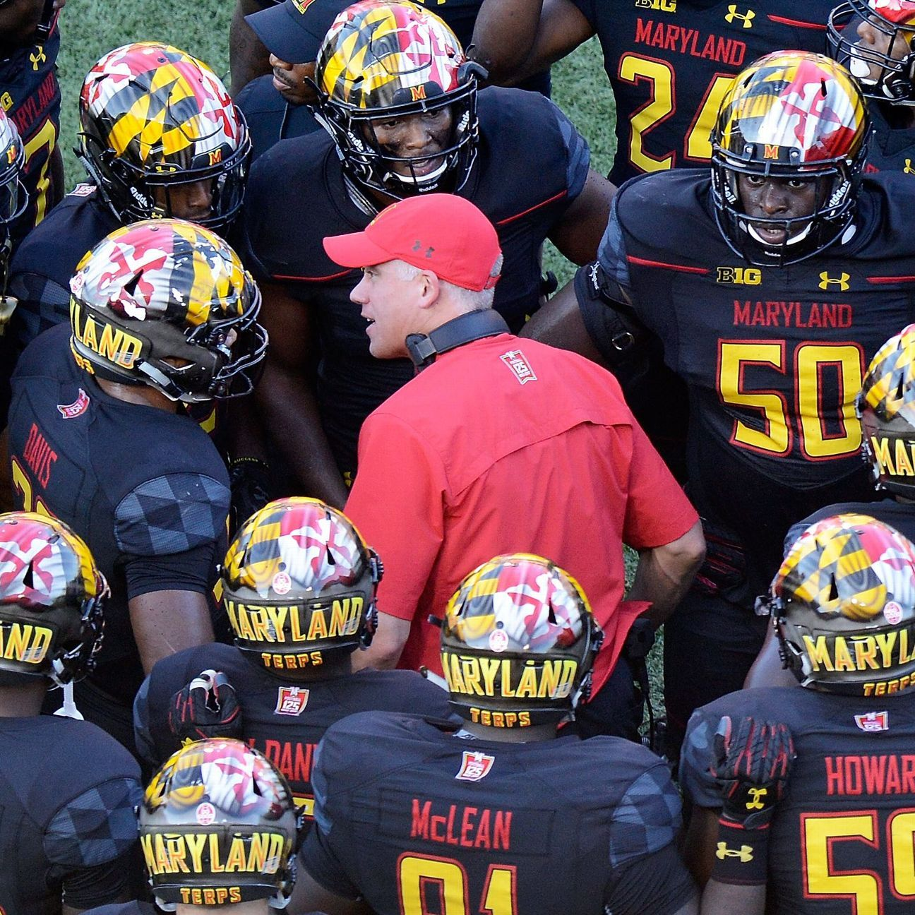 Maryland Terrapins Place Trainers On Leave Amid Investigation Into Jordan McNair's Death