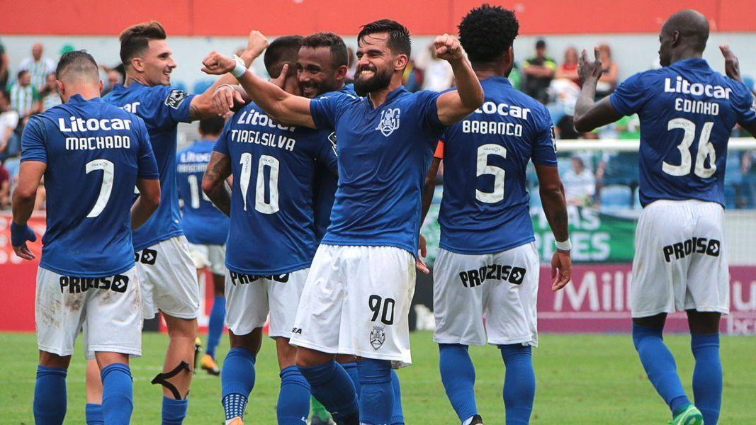 """Feirense beat Rio Ave with Antonio """"Pollo"""" Briseno as starter"""