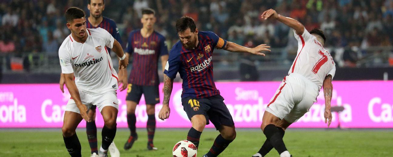 Barcelona, al asalto del liderato