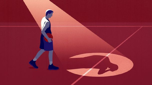 The courageous fight to fix the NBA's mental health problem