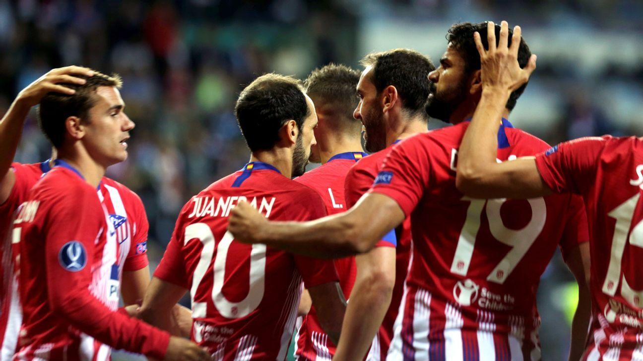 Enrique Cerezo pide más títulos al Atlético Madrid