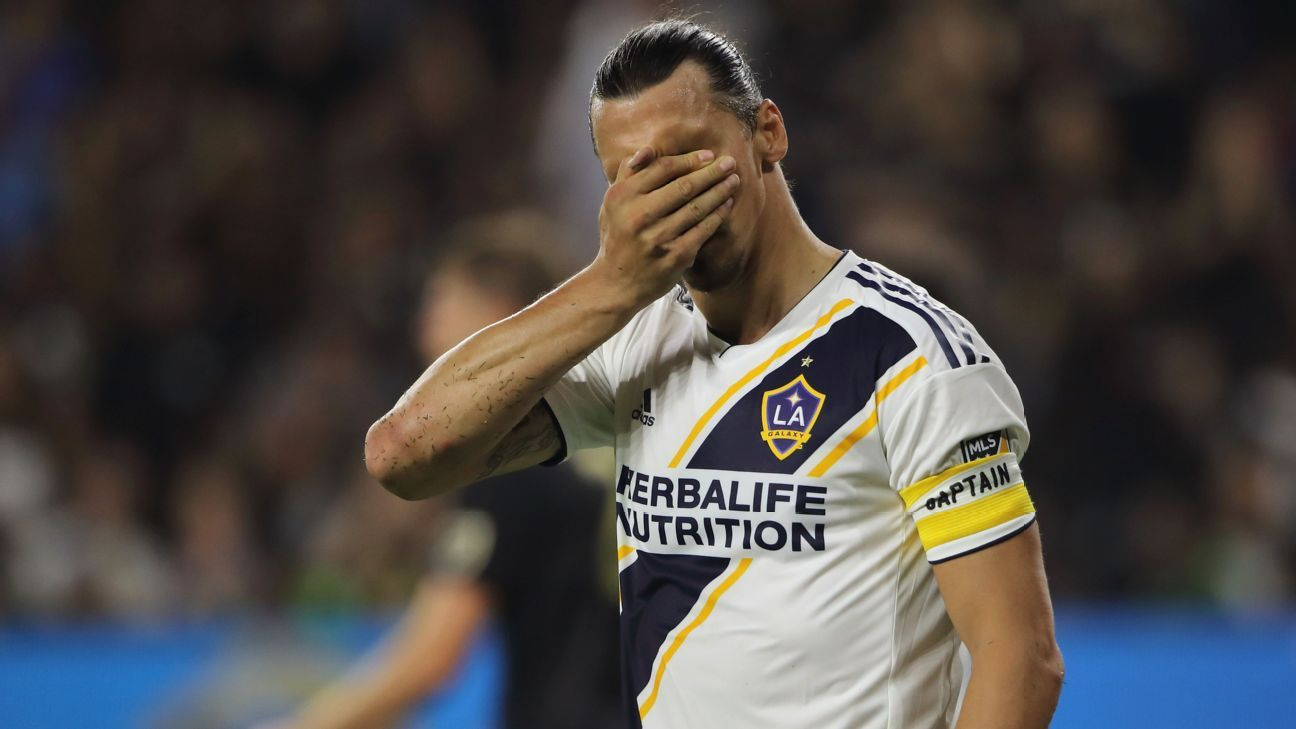 "Zlatan Ibrahimovic: ""Ahora, no merecemos los playoffs"""