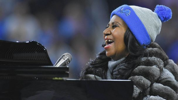 How Aretha Franklin's iconic NFL Thanksgiving anthem came to be