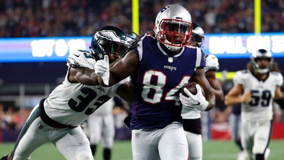 Cordarrelle Patterson has come as advertised for Patriots