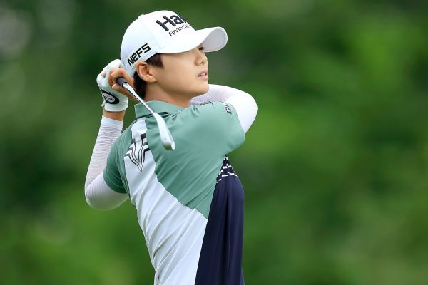 Sung Hyun Park, Ariya Jutanugarn in four-way tie for lead in South Korea