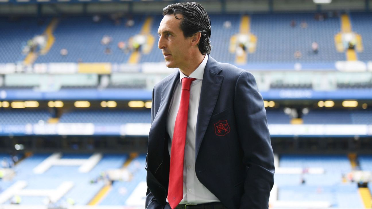 Arsenal can cope without departing CEO Ivan Gazidis - Unai Emery