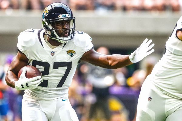 Leonard Fournette likely to be active when Jaguars oppose Titans