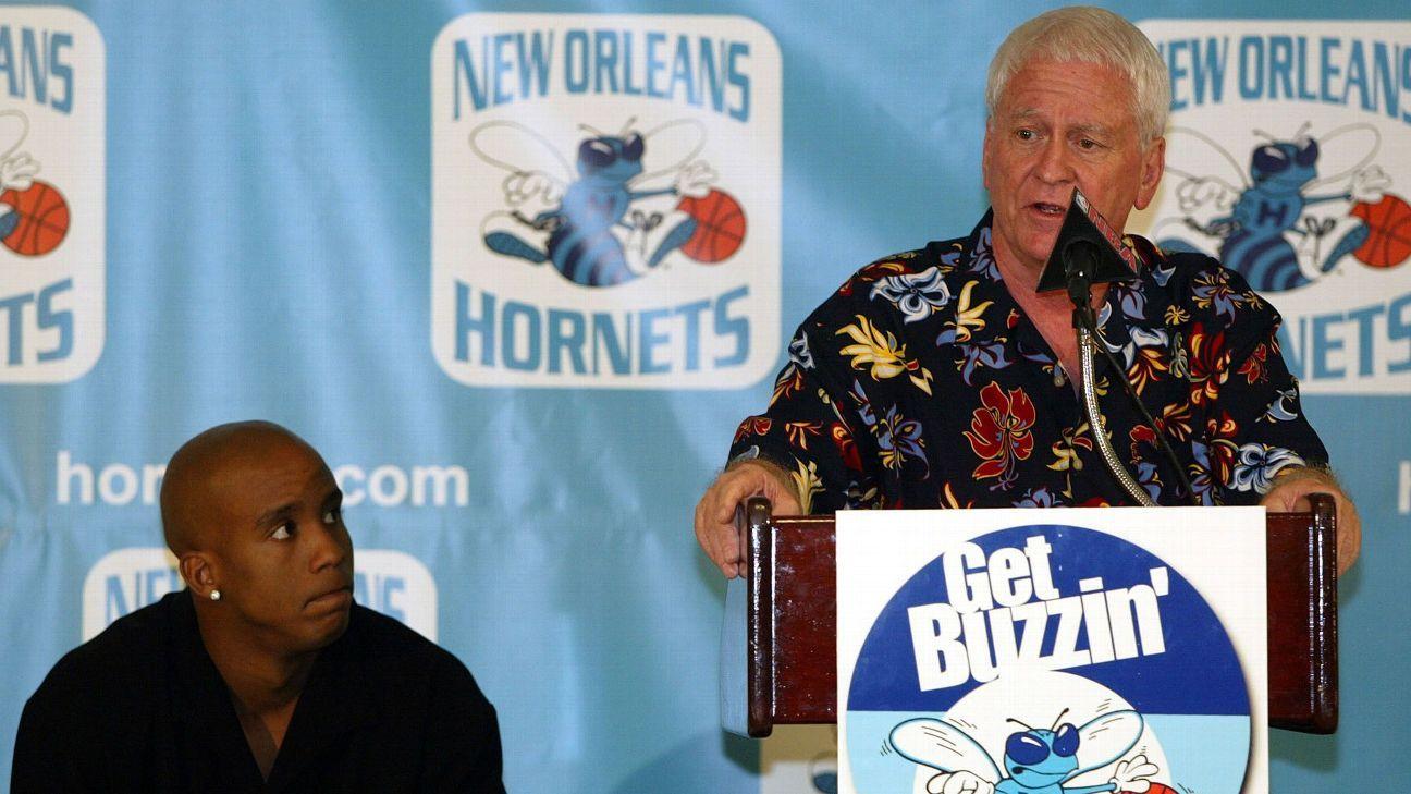 Bob Bass dies, 2 times NBA executive
