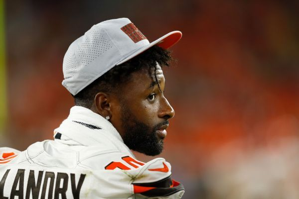 Bills say Jarvis Landry's block was 'dirty,' should have been penalized