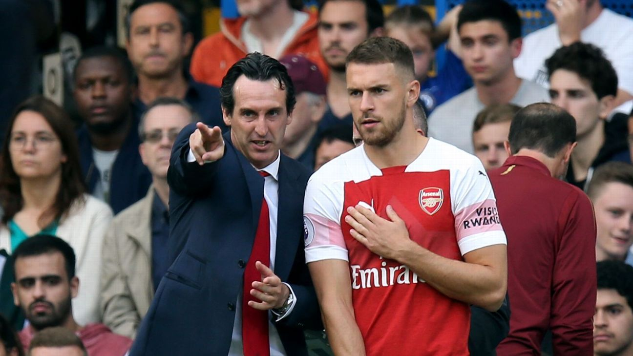 Transfer Talk: Chelsea, Manchester United circling Arsenal's Aaron Ramsey
